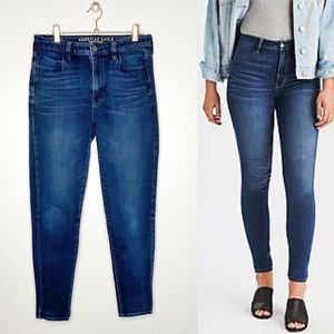 AEO Long Length Super Hi-Rise Jegging Jeans